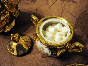 Sugar Bowl of Marshmallows