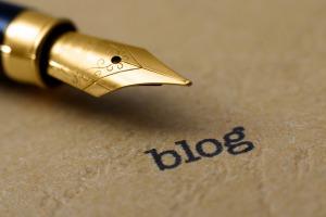 Blog concept