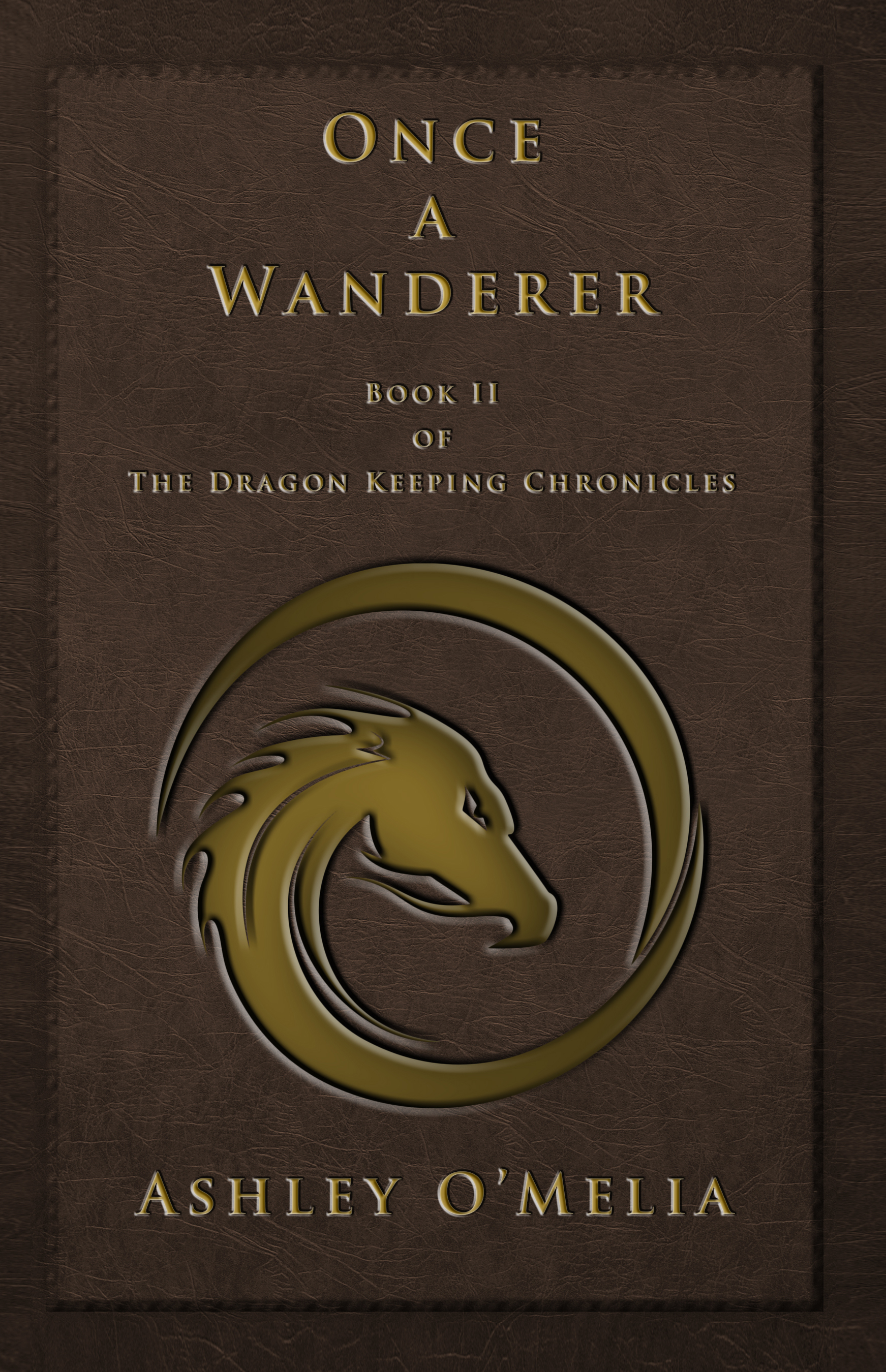 Once A Wanderer Cover - ebook